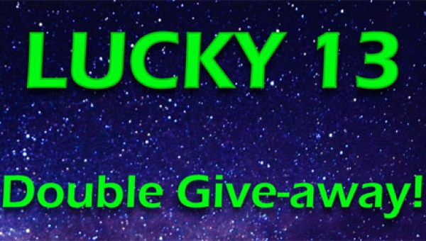 Traveller RPG Headquarters on FB: Lucky 13 Double Give-away!