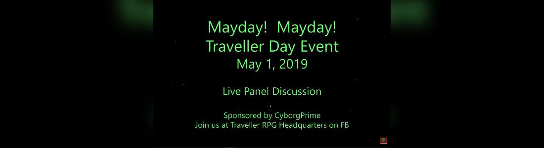 live panel interview why we love traveller rpg - mayday traveller day 2019