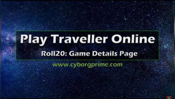 play traveller rpg online | roll20 game details page | 2020