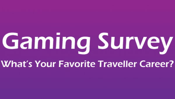 cyborgprime imageGaming Survey: Favorite Traveller Careers title
