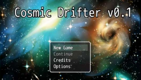 Cosmic Drifter Demo Walk-Through title image