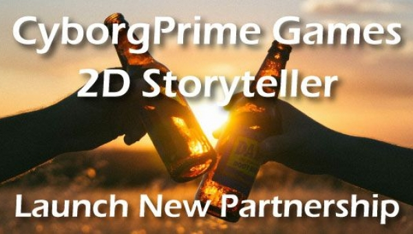 cyborgprime games and 2D Storyteller launch new partnership for VTT content