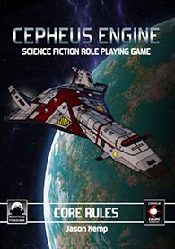 Cepheus Engine RPG Core Rules at DriveThruRPG