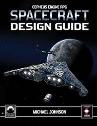 Cepheus Engine Spacecraft Design Guide at DriveThruRPG
