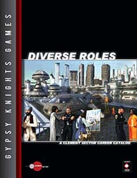 Diverse Roles: A Clement Sector Career Catalog at DriveThruRPG