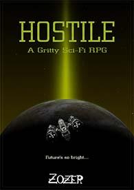 Hostile: A Gritty Sci-fi Setting For Cepheus Engine at DriveThruRPG