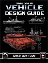 Vehicle Design Guide For Cepheus Engine at DriveThruRPG