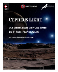 Cepheus Light By Stellagama Publishing