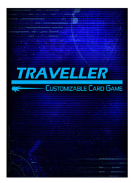 Traveller Customizable Card Game By Horizon Games
