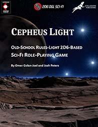 Cepheus Light Core Rules at DriveThruRPG