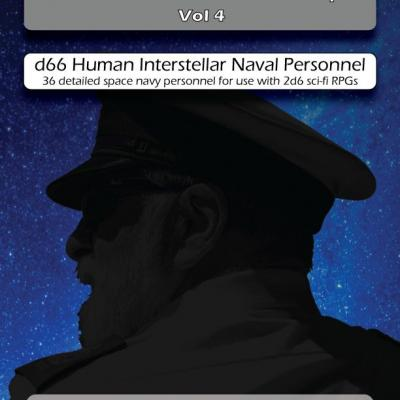 Humanoid Resources Dept Vol 4 D66 Naval Personnel Cover