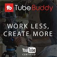 Try For Free! TubeBuddy YouTube SEO Optimizer